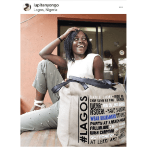 Kiki Kamanu x Aneden Gives Weekender Tote with Leather Detail